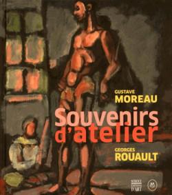 Catalogue d'exposition Gustave Moreau & Georges Rouault - Souvenirs d'atelier (