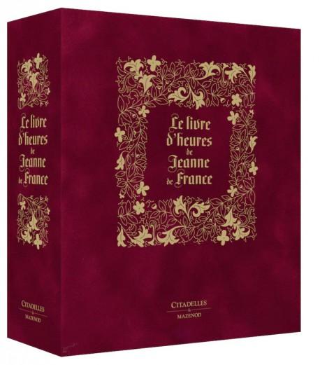 Livre d'heures de Jeanne de France