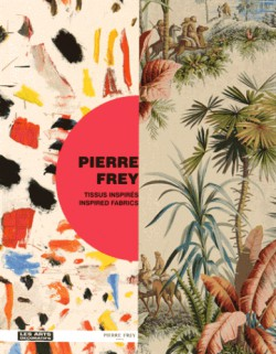Catalogue d'exposition Pierre Frey. Tissus inspirés