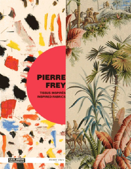 Catalogue d\'exposition Pierre Frey. Tissus inspirés - DessinOriginal.com