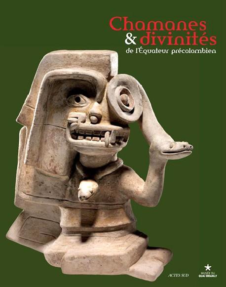 Catalogue d'exposition Chamanes & Divinités