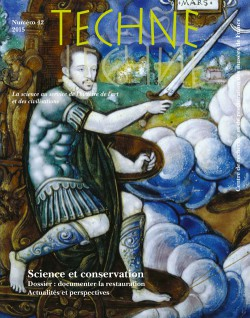 Techne n°42 : Science et conservation