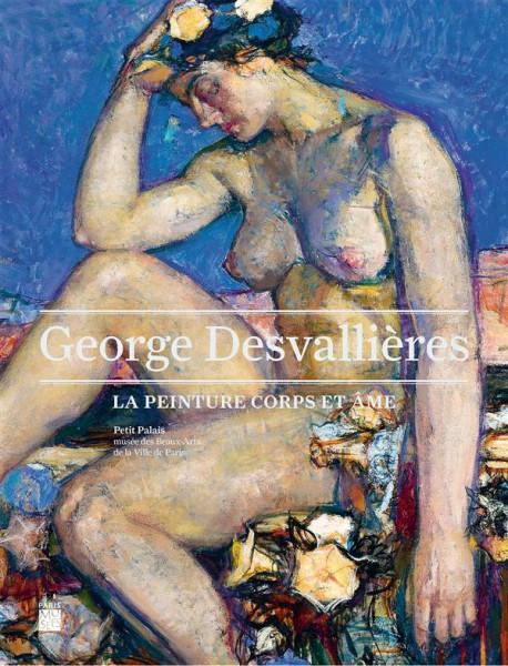 Catalogue d'exposition George Desvallières, la peinture corps et âme
