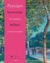 Catalogue Paysages, du romantisme à l'impressionnisme, les environs de Paris