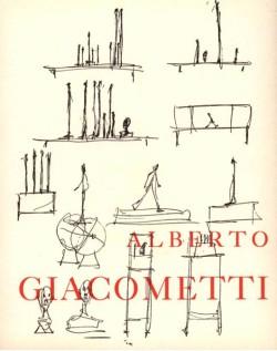 Alberto Giacometti - Pierre Matisse Gallery, New York (Original edition)