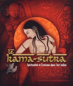 Catalogue d'exposition Le Kâma-Sûtra - Spiritualité et érotisme dans l'art indien