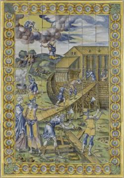 Catalogue Masséot Abaquesne, l'éclat de la faïence à la Renaissance