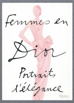 Catalogue Femmes en Dior, sublime élégance d'un portrait