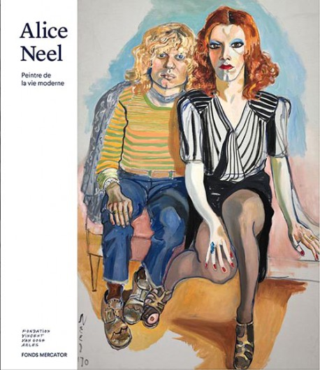 Catalogue Alice Neel. Peintre de la vie moderne