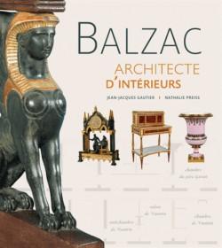 Balzac, architecte d'intérieurs