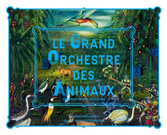 The Great Animal Orchestra (with 1 CD audio MP3