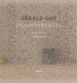 Gérald Goy. Transparences
