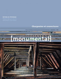 Monumental 2016-1 : Charpentes et couvertures