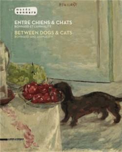 Catalogue Entre chiens et chats. Bonnard et l'animalité