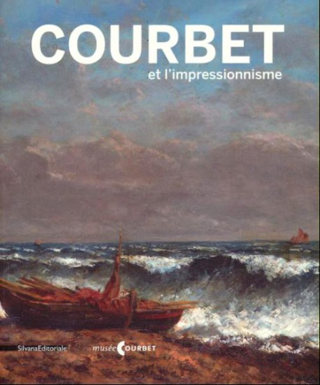 Catalogue Courbet et l'impressionnisme