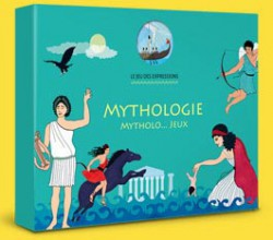 Art pour enfants - Jeux sur la Mythologie