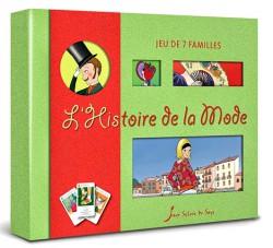 Art pour enfants - Jeu des 7 familles : L'histoire de la Mode