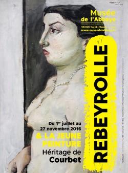 Catalogue Paul Rebeyrolle et la jeune peinture