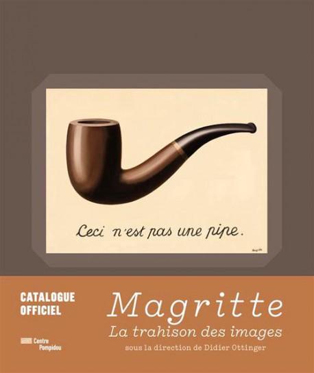 Catalogue Magritte, la trahison des images - Centre Pompidou