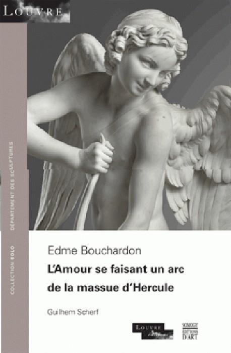 Edmé Bouchardon. L'Amour se faisant un arc de la massue d'Hercule