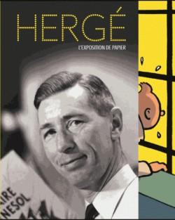 Hergé - Album d'exposition