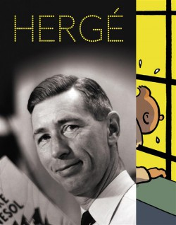 Catalogue Hergé au Grand Palais