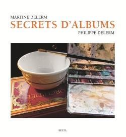 Secrets d'albums, Martine Delerm et Philippe Delerm