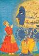 Bhagavadgita illustrée par la peinture indienne