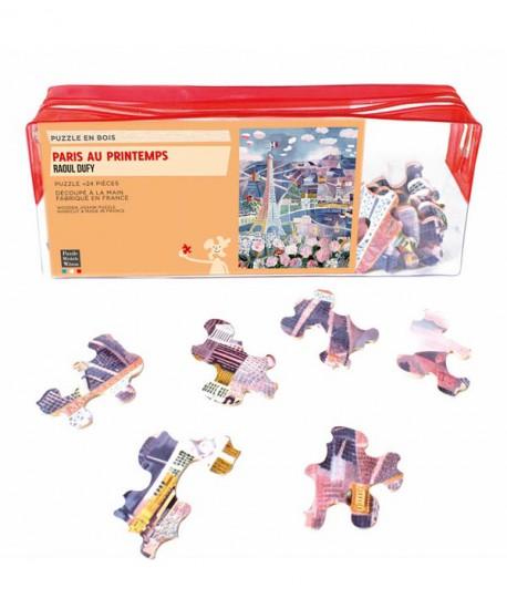 Puzzle Paris Springtime - Raoul Dufy