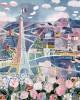 Puzzle Paris au printemps - Raoul Dufy