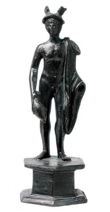 Moulage sculpture - Mercure gallo-romain (résine)