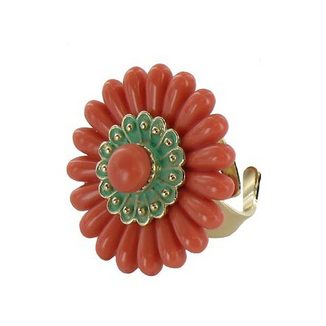[Special Offer -30%] Flower Ring - French Museums Gift Store, Paris