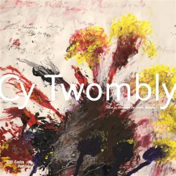 Catalogue Cy Twombly