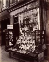 Boutique, 63 rue de Sèvres, 1910-1911 (c) BnF