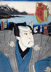 KUNISADA Utawaga (1786-1864)