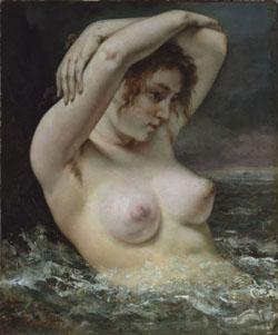 La femme à la vague (1868)