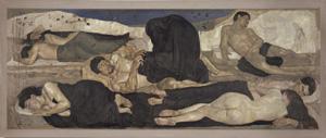 La Nuit (1889-1890) Berne Kunstmuseum