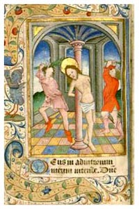 Heures à l'usage de Châlons. Parch., Châlons vers 1440-1450 et vers 1490. Châlons, BM, ms 1716.
