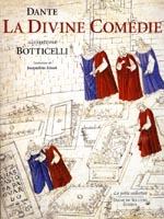 La Divine Comédie de Dante illustré par Botticelli