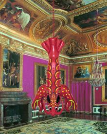 Jeff Koons - Lobster (2003)