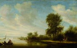 Salomon van Ruysdael (Naarden, 1600-1603 - Haarlem, 1670)