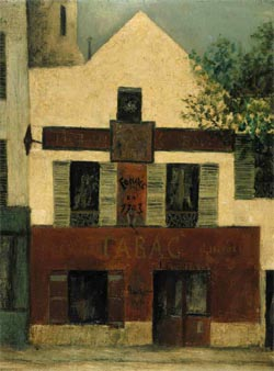 Mauric Utrillo (1883-1955)