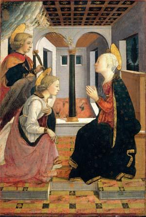 Filippo Lippi (1406-1469), Fra Diamante (c. 1420, après 1498)