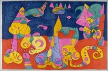 Joan Miró - Alfred Jarry, Ubu Roi