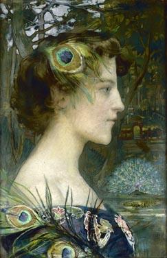 Edgard Maxence 1871-1954