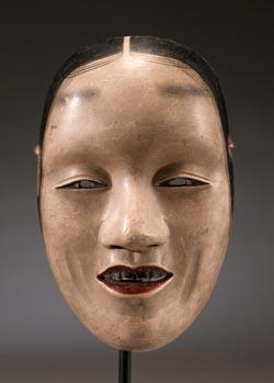 Masque nô
