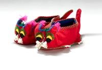 Chaussures d'enfant à tête de chat
