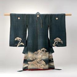 Kimono de cérémonie pour  jeune garçon