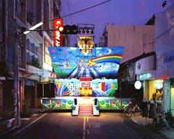 Stage, Taiwanese Cabaret
