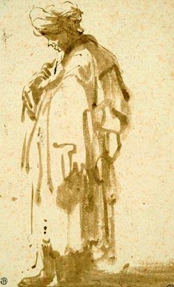 Rembrandt van Rijn (Leyde, 1606 - Amsterdam, 1669)